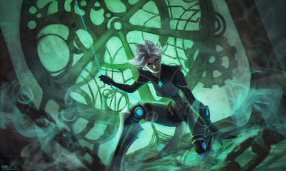Camille by MonoriRogue