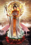 Guanyin Mercy by MonoriRogue