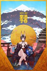 Shuten Douji by MonoriRogue