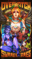 Overwatch Summer Games by MonoriRogue