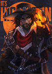 Van Helsing Mccree by MonoriRogue