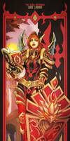 Lady Liadrin - The Blood Matriarch by MonoriRogue