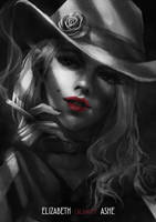 Mobster Ashe by MonoriRogue
