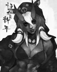 Happy Chinese New Year by MonoriRogue