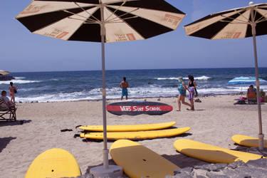 SURF SCHOOL by TrayanaHeaton