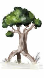 tree challenge by Dakerman
