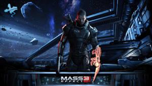 Mass Effect 3 - Wallpaper by SendesCyprus