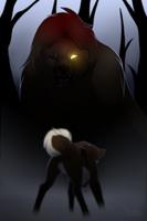 Bearhound by DaimonKitty