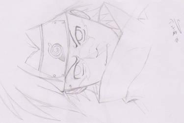 sasuke drawn by syung