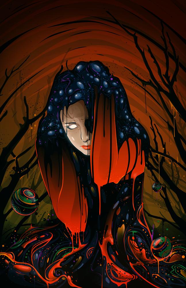 Dark Paradise by x-posion