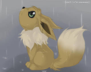 Oh? It's raining by That-Stupid-Dingo