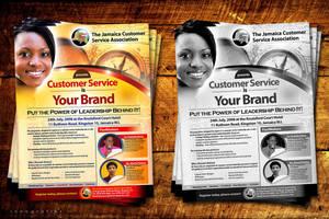 JaCSA Workshop flyer + ad '08 by innografiks