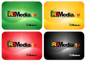 IRD MEDIA TV LOGO by innografiks