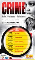 RJR CRIME FORA PRESS AD by innografiks