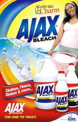Ajax Bleach Poster by innografiks