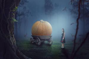 Pumpkin Fantasy by shayneavie