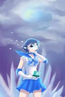 Sailor Mercury by beside-XIV