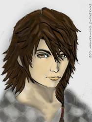 Concept art Of Daru by MainMagiq