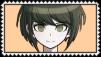 Komaru Naegi Stamp by craftHayley44