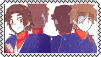 Paul X Patryk Stamp by craftHayley44