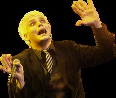 Transparent Gerard Way #3 by transparentbands