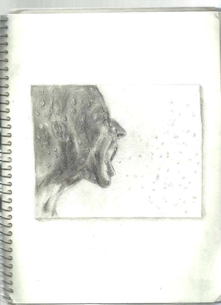 Gatorade man by Arielsparky