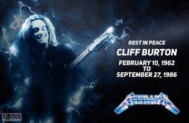 Cliff Burton Tribute 2018 by thepseudokiwi