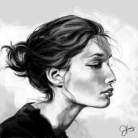 Profile sketch 03 by JonathanHankin
