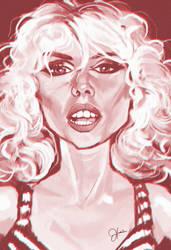 Blondie by JonathanHankin