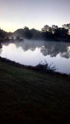MORNING REFLECTION by rjdubbya