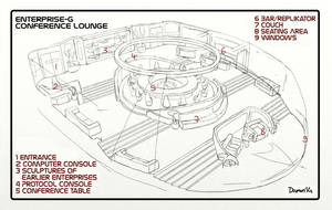 Enterprise-G Conference Lounge by Damon1984