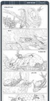 Starship Sketches 25 by Damon1984
