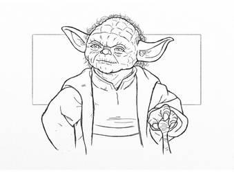 Yoda by Damon1984