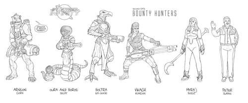 Star Trek Infinity - Bounty Hunters 2 by Damon1984