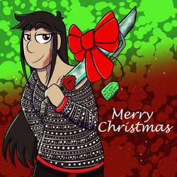 Merry Crisis by hawkfurze