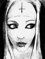 Nun From None by deadnextdoor