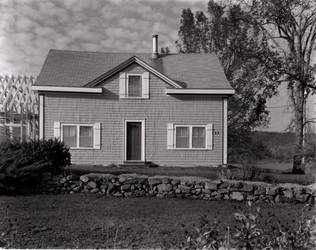 My childhood home by unique-flotsam