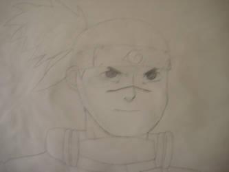 Iruka sketch by spykitten-14