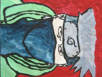 kakashi painting by spykitten-14