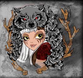 CERISE WOLF by MoySchiaffino
