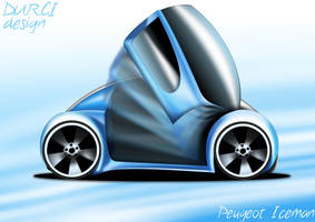 Peugeot IceMan concept - side by DURCI02