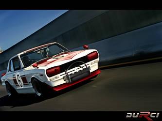 Skyline 2000 GT-R by DURCI02