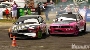 Pixar Drift Battle_D.U.R.C.I by DURCI02