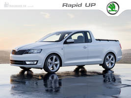 Skoda Rapid UP by DURCI02