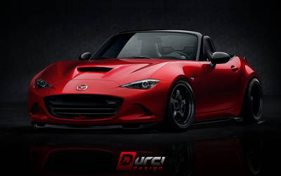 Mazda MX-5 MPS - front by DURCI02