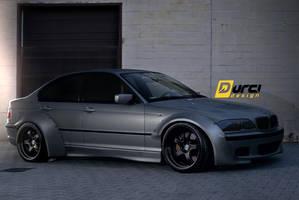 BMW E46 drift - RocketBunny by DURCI02