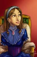 Nessa by DryEyez