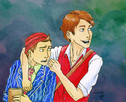 boys by DryEyez