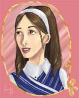 Miss Nessarose by DryEyez