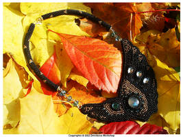 -Ptak- necklace by little-cruel-thing